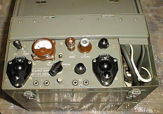 Радиостанция Гранит  cqhamru
