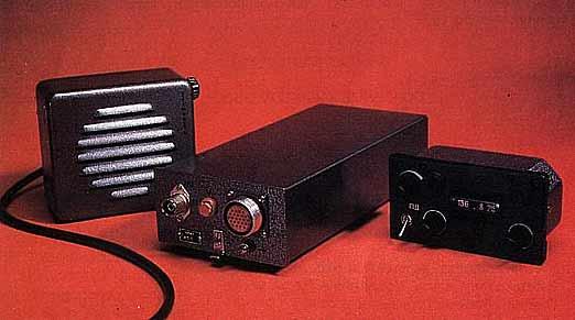 Радиостанция БРИЗ  cqhamru