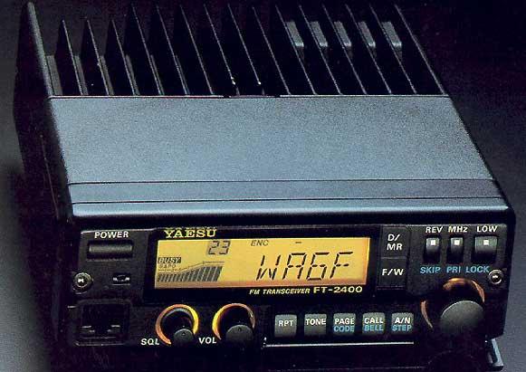 Yaesu ft-857 - компактный (в габаритах автомагнитолы) переносной любительский