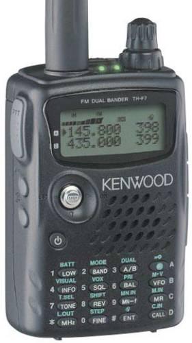 Радиостанции Кенвуд. [Архив]