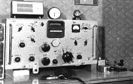 Фото радиоприемника Крот-М на