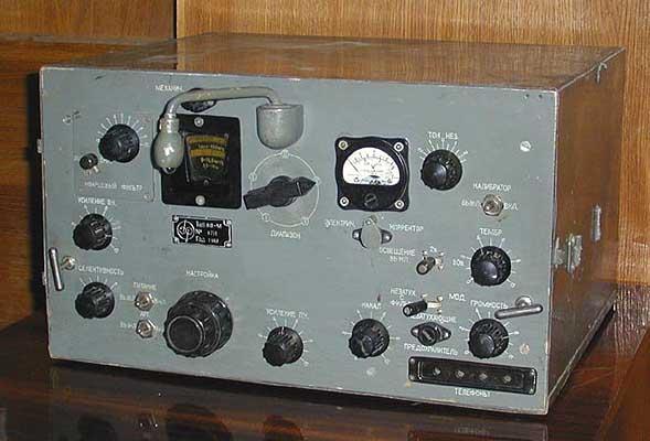 Радиоприемник КВМ [Архив]