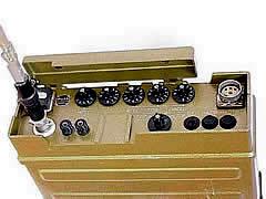 Радиостанция AN/PRC 77.  Спойлер.