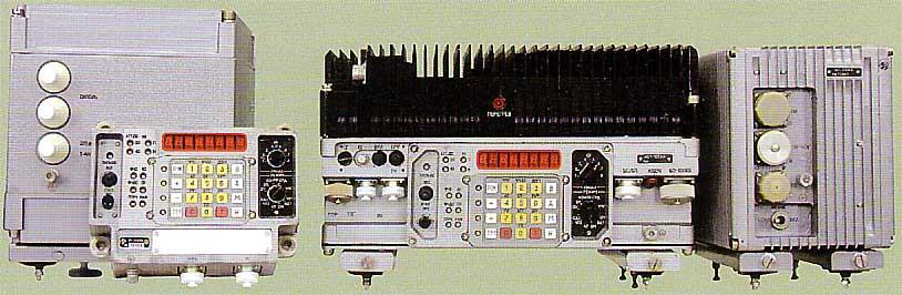 Семейство радиостанций Р168Е  АО Концерн Созвездие