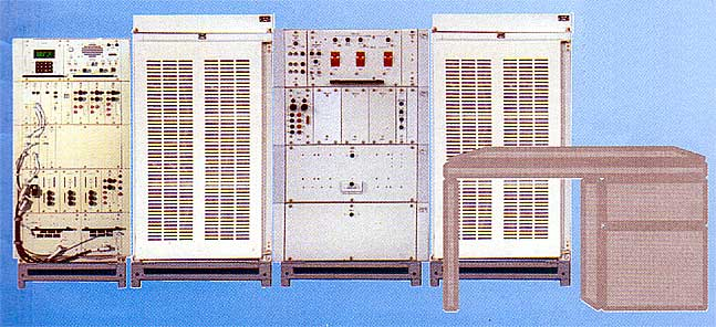 """Р-997  """"Пастух  """"- комплекс наземных радиостанций УКВ диапазона."""