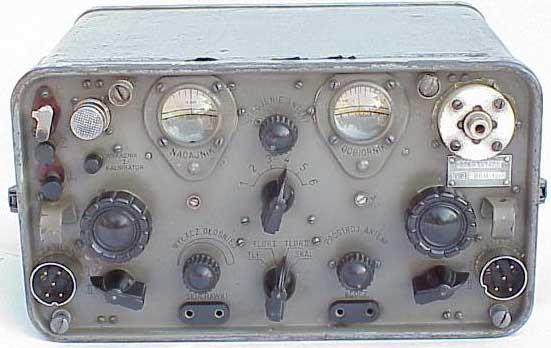 Схема радиостанции РБМ-1